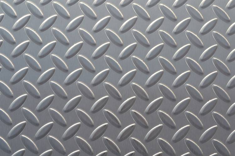Hot Dipped Galvanized Steel Checker Plate Info Weight Table