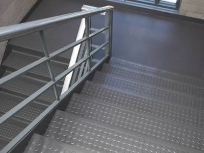 Aluminum Plate Stair Tread As Ideal Selection For Floor