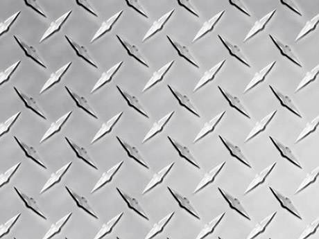 Aluminum Diamond Plate And Stainless Steel Diamond Plate