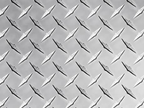 Aluminum Diamond Plate And Stainless Steel Diamond Plate
